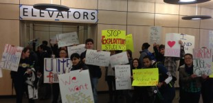 RAs not paid minimum wage; demand fair contract now