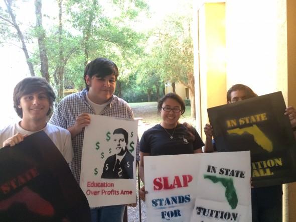 UCF slap